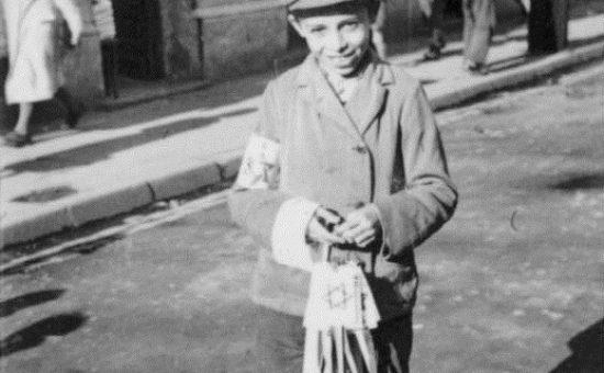 ילד בפולין