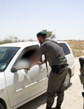 השוטרים עצרו את המחבל שביקש לדקור