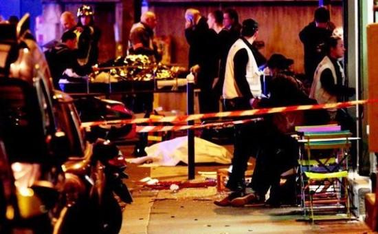 מתקפת טרור באירופה