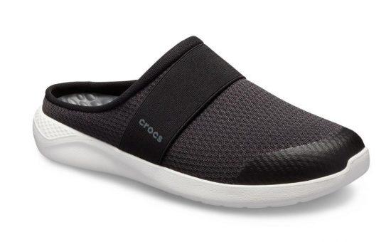 Crocs LiteRide Mesh Mule - נעלי רשת לייט רייד ספורטיביות - צילום עמירם בן ישי