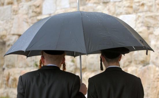 """גשם, מטריה (מארק ניימן לע""""מ)"""
