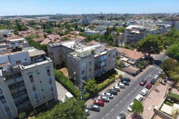 """תמ""""א 38.2: הבית ברחוב אוסטרובסקי 31 רעננה יוצא לדרך"""