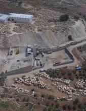 מסדירים: מפעל הבטון בגוש עציון