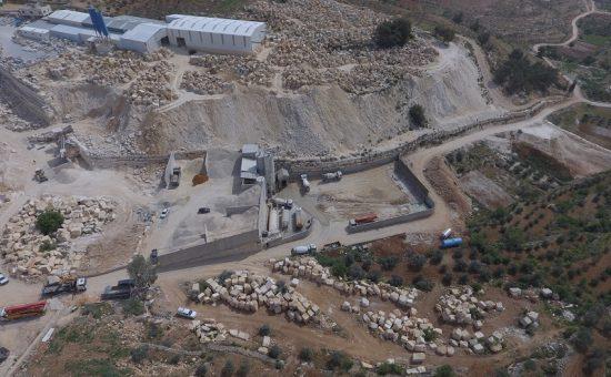 מפעל בטון