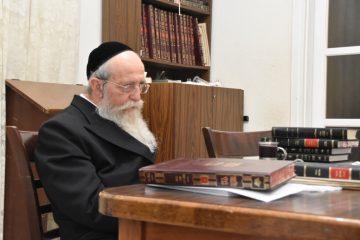 רבי אברהם אליהו וואזנר מספר על אביו
