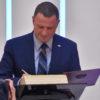 """פגישת עבודה ראשונה של יו""""ר הכנסת ברוסיה; נועד עם מקבילתו הרוסית"""