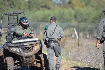 תיעוד: המשטרה נגד מזיקי החקלאות