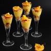 קרם תפוזים, פירורי עוגת ספוג ופלחי הדרים