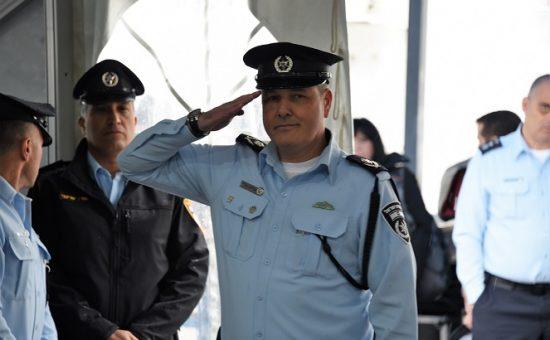 חילופי מפקדים במשטרת התנועה