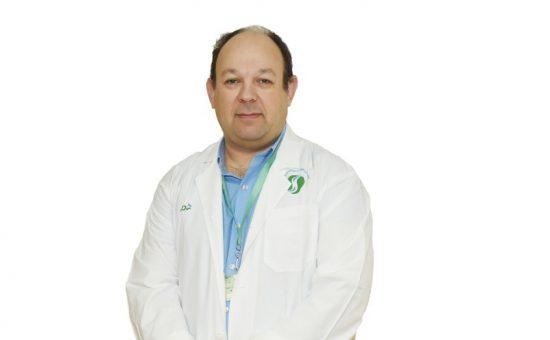 """ד""""ר ליאור נשר, מומחה במחלות זיהומיות בסורוקה  צילום: רחל דוד- סורוקה"""