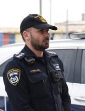 חדש: כל שוטר יישא על גופו מצלמה מתעדת