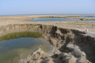 ים המוות גוסס • סיור מאלף במקום הנמוך ביותר בעולם