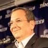 אהוד ברק מביע תמיכה ב'מחנה הציוני'