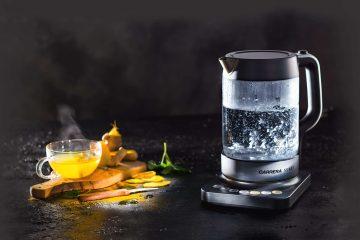 חדש: קומקום חדשני מנירוסטה ומזכוכית