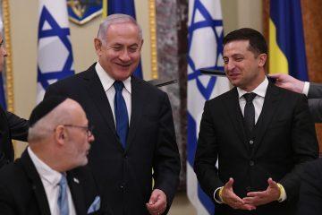 אוקראינה: הסדרת מעברי גבול ונציגות בירושלים
