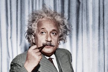 למכירה: עוד רכיב מהתאוריה של איינשטיין