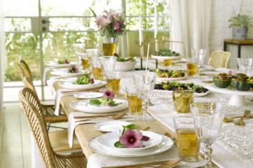 שולחן חג: עיצוב קלאסי או אופנתי?
