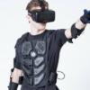 לגעת במציאות אחרת: טכנולוגיית מגע מדומה