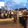 """הסיקריקים תקפו מג""""בניקים לבושים אזרחית – 4 נעצרו"""