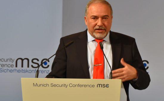 ליברמן צילום אריאל חרמוני משרד הביטחון