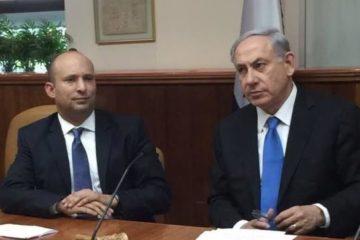 בנט מבהיר: לא נשב בקואליציה בראשות גבאי