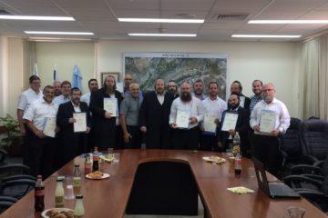 בביתר מדברים ביזנס: הכירו את מיזם ההכשרה לבכירי העירייה החרדית