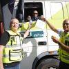 4.000 משאיות ביום: יום המוביל בנמל אשדוד