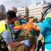 מצב מלחמה וארוע חומרים מסכונים ב'סורוקה'