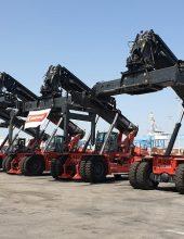 אשדוד: 19 מליון שקל למלגזות בנמל