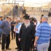 """מירון: שר הבריאות ביקר בקבר הרשב""""י"""