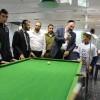 חגיגה בסנוקר: צפו בדרעי משחק סנוקר עם ילדי 'אור ישראלי'