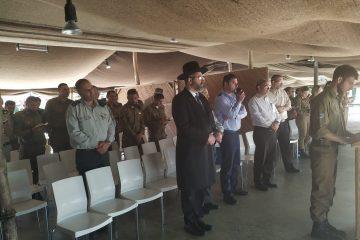 """לראשונה מזה 20 שנה: הרב הראשי ב'נתיב' – גיור צה""""לי"""