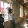 אחרי שמלאו 119 שנה להקמתו: שיפוץ ושיחזור היסטורי בבית הכנסת הגדול