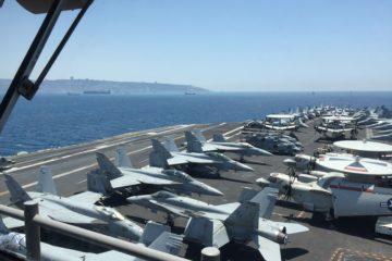 מעצמה על המים • בואו להכיר את נושאות המטוסים מקרוב