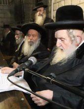 """הראב""""ד: 'אגודת ישראל פשטו רגל'"""
