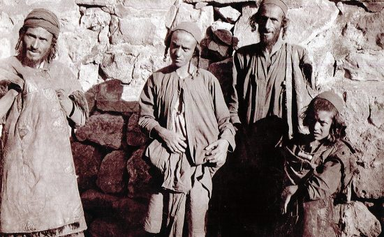 יהודי תימן 1902 | צילום: ויקימדיה