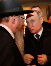 יהודי רוסיה מסופקים מביקור הרב והנשיא