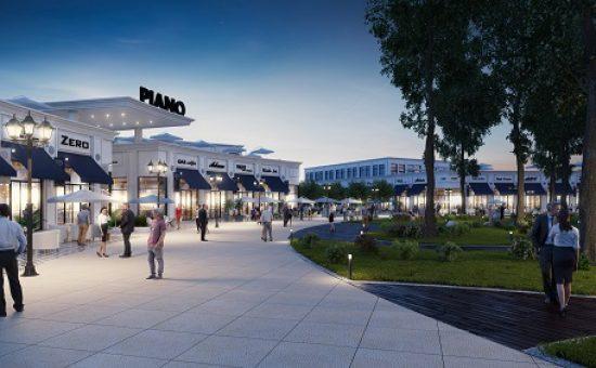 PIANO - מרכז מסחרי יוקרתי בעיר ימים - פולג. הדמיה סטודיו 360 (2)