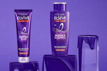 חדש: מרכך סגול לשיער מובהר, בלונדיני ואפור