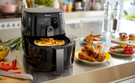 Philips AirFryer XXL- French Fries