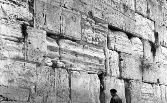 הכותל המערבי, צילום: פנחס שטרן