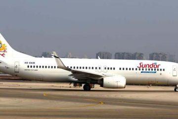 היסטוריה באוגנדה; מטוס ישראלי ראשון מאז 'אינטבה'