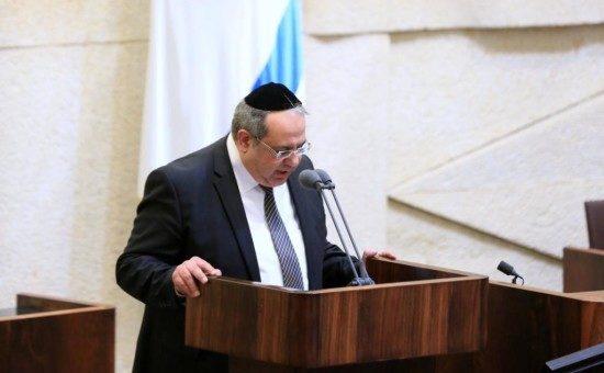 חבר הכנסת יגאל גואטה