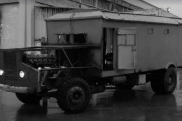 בדרך אליכם: אוטובוס צבאי בן 70