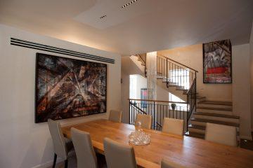 הקשר בין עיצוב לאמנות – אצלכם בבית