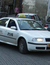 תיעוד: שדד נהג מונית – בתחנת אוטובוס