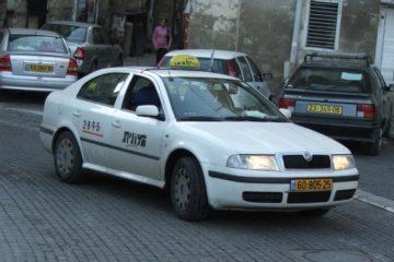 מעקב 'כל הזמן': נהג המונית מירושלים ממשיך לעקוץ נוסעים