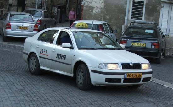 מונית צילום: ויקיפדיה (אילוסטרציה)