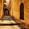 בן 35 תושב הרובע היהודי, נעצר לאחר שירק ליד נוצרים – הנוצרים השיבו באלימות
