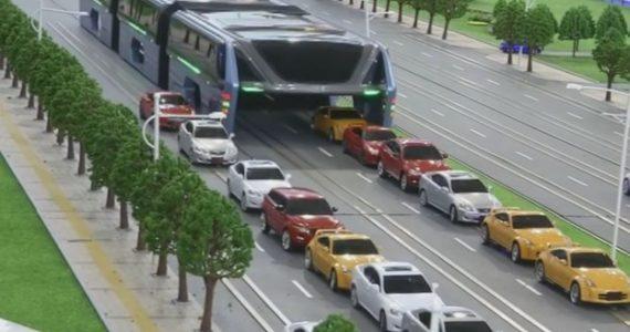 למעלה מ30 עצורים בעוקץ 'מיזם התחבורה המפלצתי' של סין
